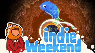 Indie Weekend - Gravity Ghost