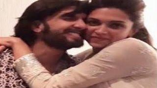 Deepika Padukone FLIRTS with Ranveer Singh in PUBLIC