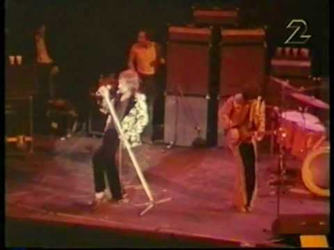 Rod Stewart - Stay With me ( Live 1972 ) Rare HQ