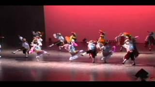 ballet folklorico nicarahuatl danza del mestizaje