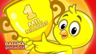 Mil Millones del Pollito Amarillito!
