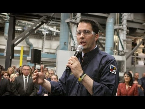 """Wisconsin Recall Vote -- Is """"John Doe"""" Federal Investigation Aimed at Walker?"""