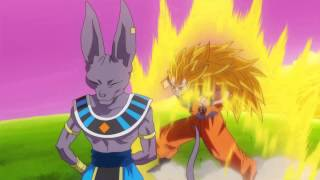 Dragonball Z - Hercules - Battle Of Gods