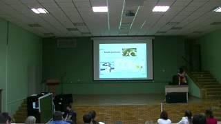 "Anna Berger: ""Computer Technologies in SOCHI 2014"""