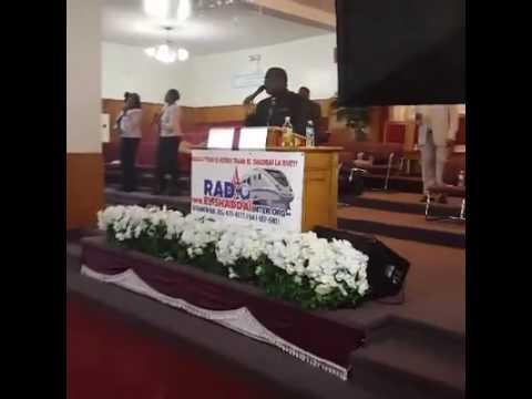 The Glory of Elshaddai Church 2314 snyder ave ,brooklyn ny 11226 share it P. Gardel Paul