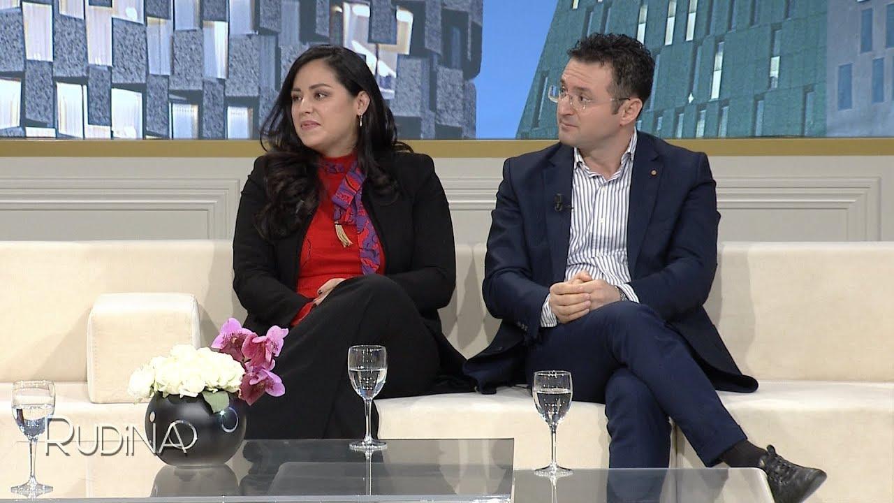 Rudina - Kardiokirurgu Altin Veshti, nje histori suksesi ne mjeksine shqiptare! (26 Nentor 2018)