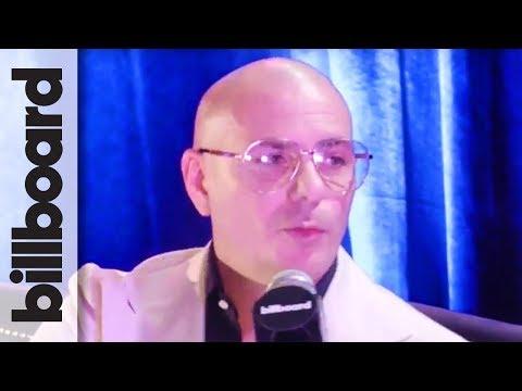 Pitbull: Mr. Global Independence | Billboard Latin Music Week 2018