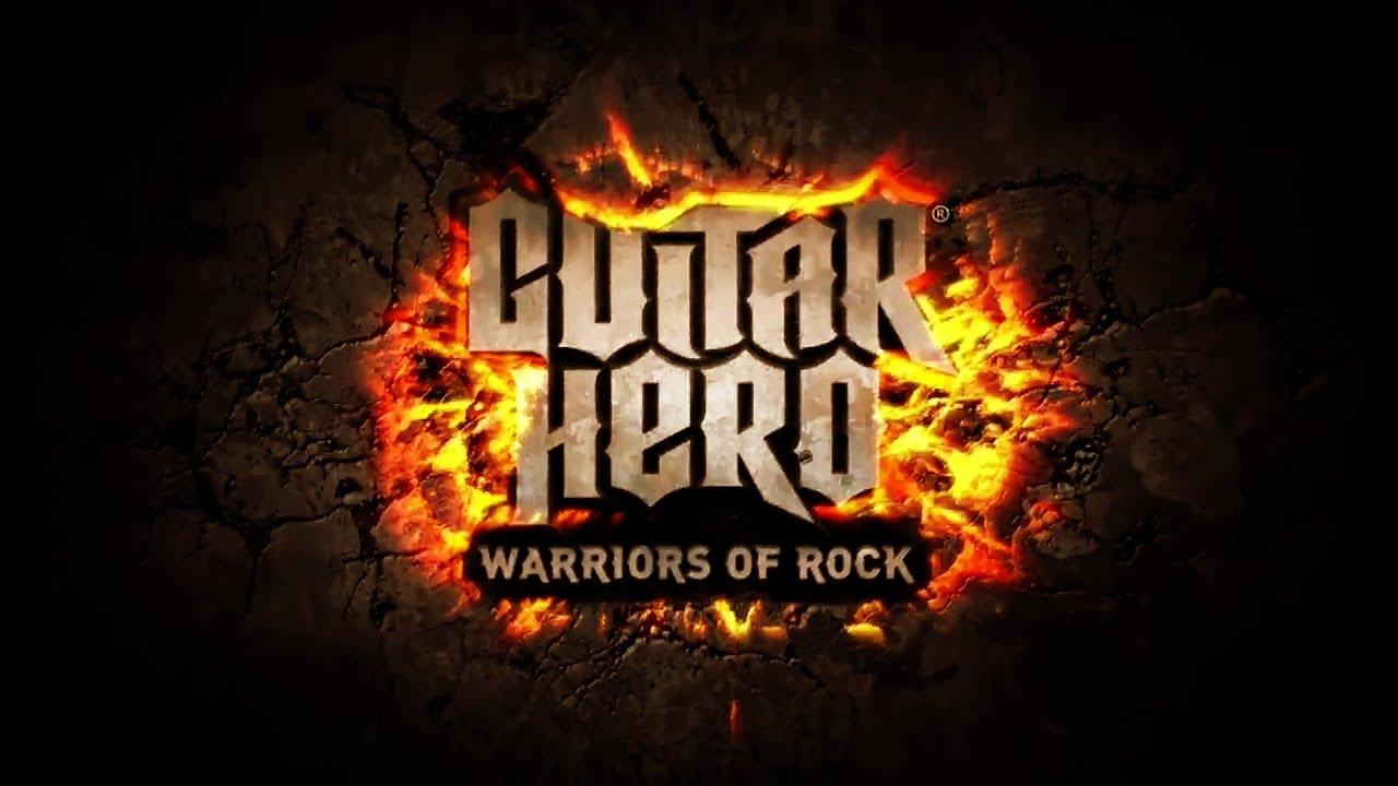 Guitar Hero Warriors Of Rock Hd Stricken Youtube