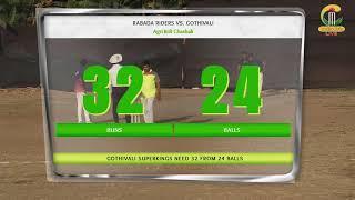 GOTHIVALI VS RABADA || Agri Koli Chashak 2019,Gothivali Super Kings (AKYSA)