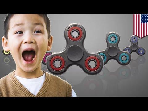 Fidget spinner craze: Fidget spinner mania is spiraling out of control - TomoNews