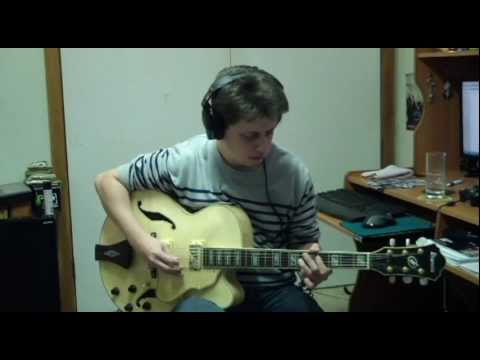 The Way - Fastball (guitar cover)