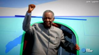 Zambia's president 'King Cobra' Michael Sata dies