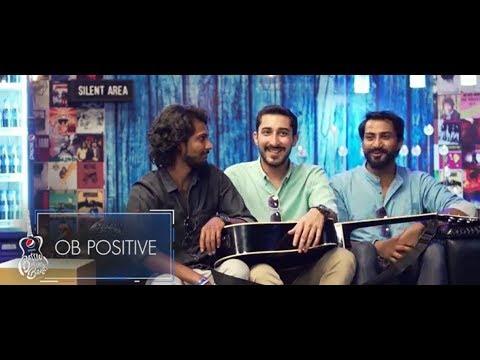 Pepsi Battle Of The Bands - Episode 1 | OB Positive Band | AHN Creativity