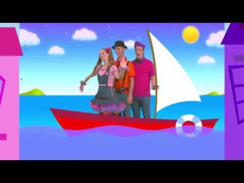 Pica-Pica - El Barquito Chiquitito [Official Music Video]
