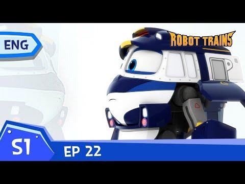 Robot Trains | #22 | Duke Speaks His Mind | Full Episode | ENG