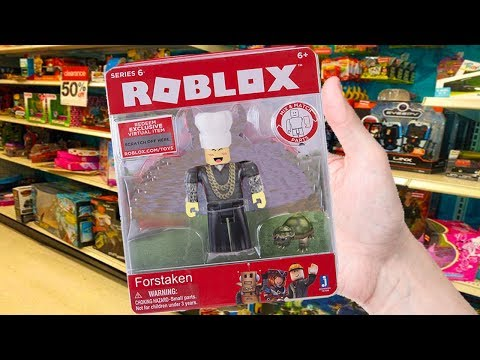 THEY MADE ME INTO A ROBLOX TOY!