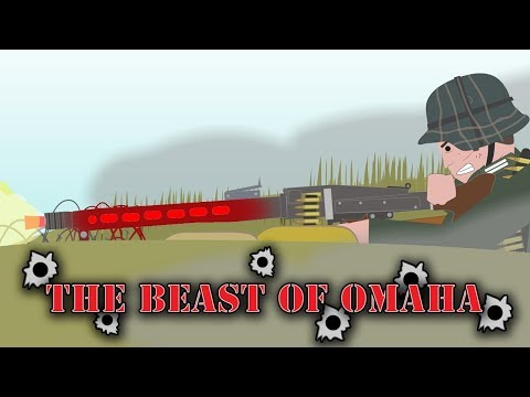 The Beast of Omaha (Stories from D-Day)
