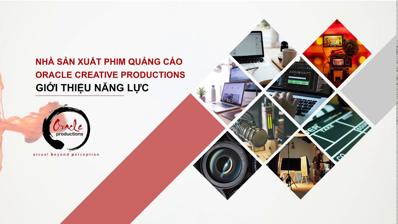 ORACLE CREATIVE VIDEO PRODUCTIONS -HO CHI MINH -VIETNAM- (Vietnamese Credential)