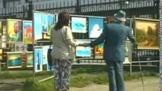 Атака клоунов  Распродажа картин