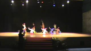 ARTUMS   Malaysia Truly Asia Opening dance   Stage Performance