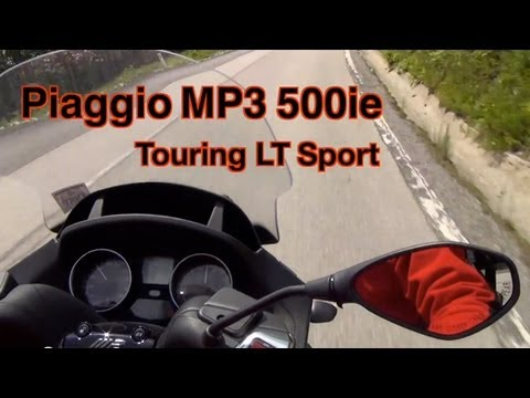 Piaggio MP3 500ie Touring LT Sport