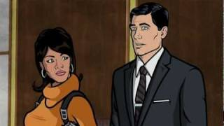 Archer Season 1 DVD Promo