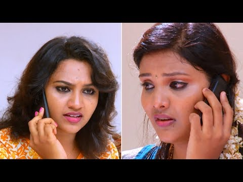 Athmasakhi l Niya's advice to Shyama..! I Mazhavil Manorama