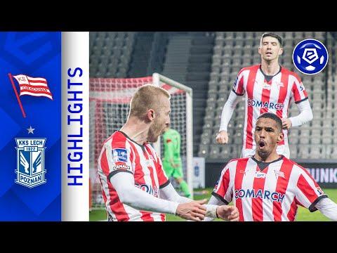 Cracovia Lech Poznan Goals And Highlights