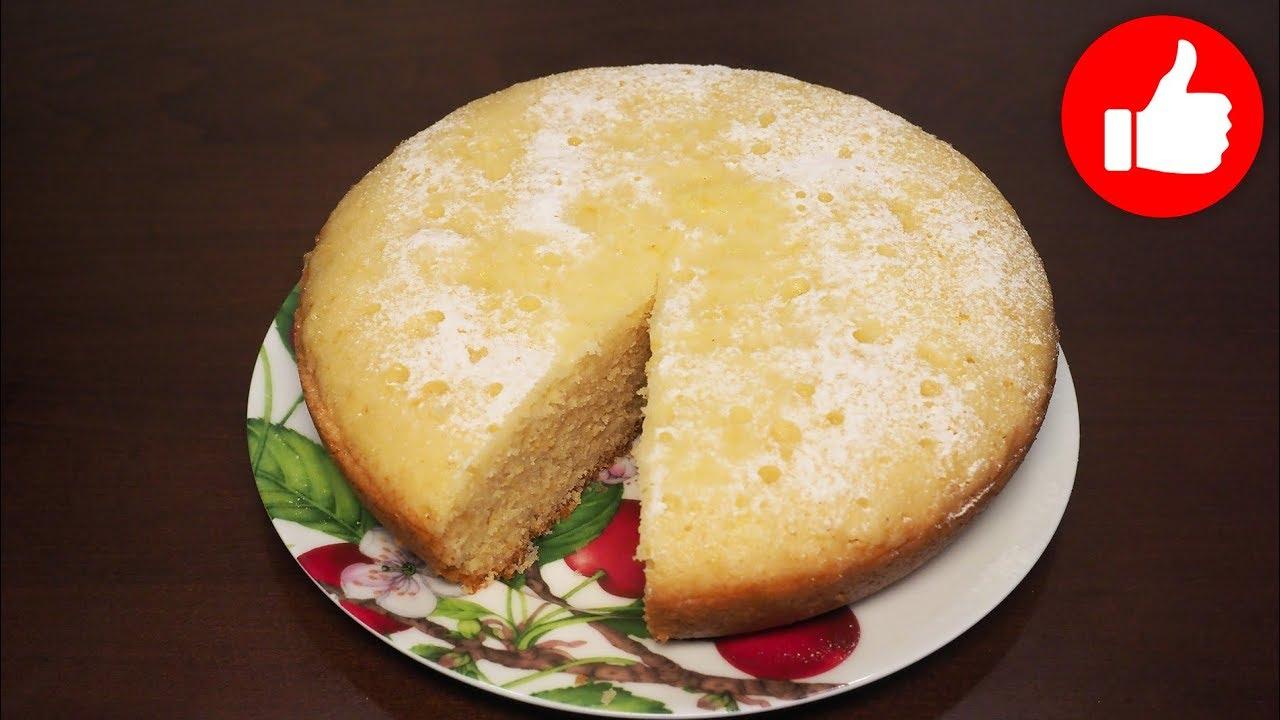 лимонный кекс рецепт оченьквкусно быстро