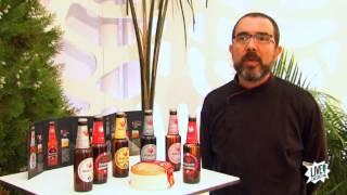 Showcooking Torta del Casar y Cerveza Brabante en Casa Claudio