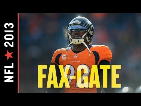 Broncos Free Agency 2013: Elvis Dumervil Released Due to Fax Machine Fiasco