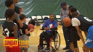 Meet The Inspiring Coach Using Basketball To Guide Chicago Youth | Sunday TODAY