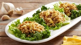 Organic Chicken Curry Salad