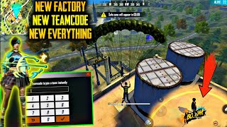 New FACTORY // New TeamCode - All Upcoming Update Advance Server - Garena Free Fire