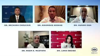 White House virtual conversation; Building vaccine confidence in the Arab American community. Part 3