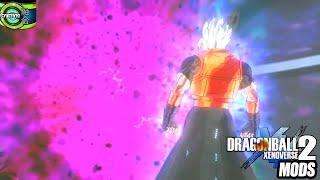 New Animated Hakaishin Display Custom Skill for CAC | DB Xenoverse 2 Mods Showcase