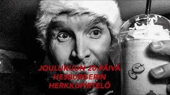 JOULUKUUN 20.PÄIVÄ HESBURGERIN PIRTELÖ