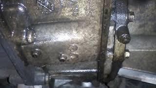 Течь масла, подозрения на сальник коленвала Флюенс К4M939  на автомате