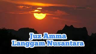 Gambar cover Ngaji Langgam Jawa Juz 30