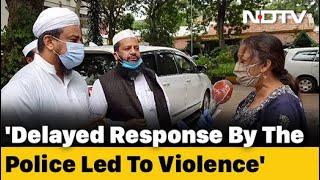 Bengaluru: Leaders Of Muslim Community Speak On Violence And Police Reaction
