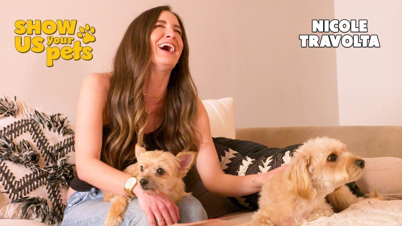 Nicole Travolta | Show Us Your Pets