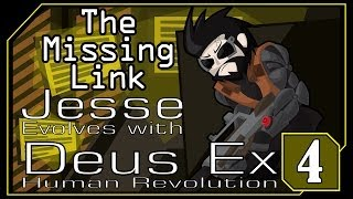 Deus Ex: Human Revolution - The Missing Link (Part 4): Read Books, get the Q!