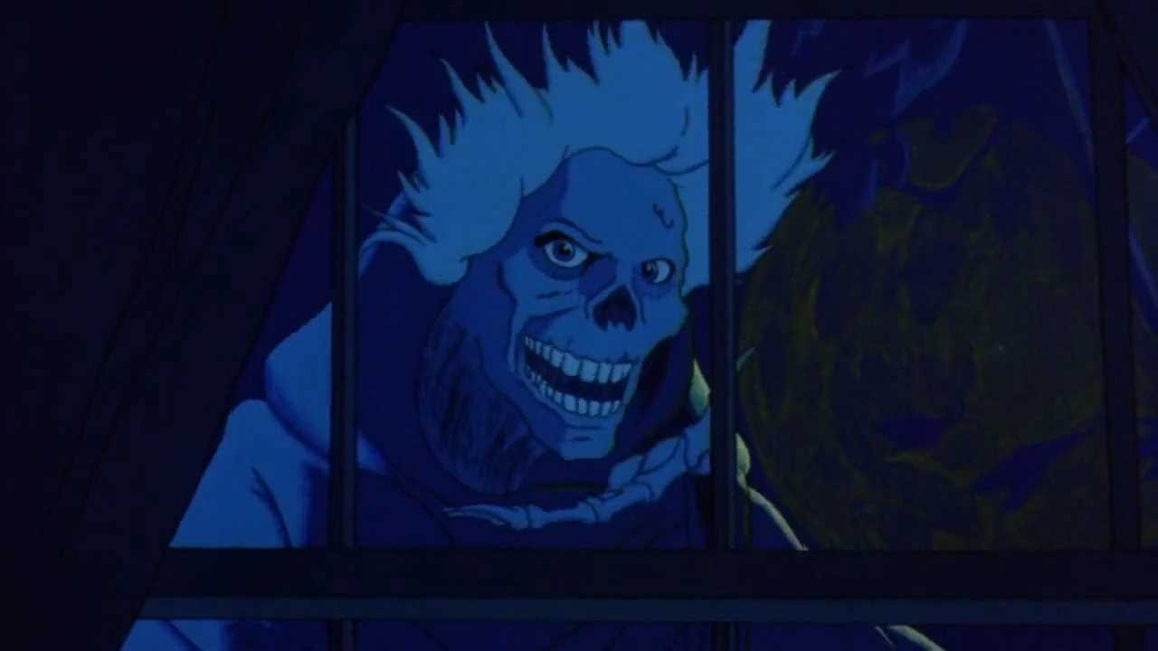 Creepshow 1982 Intro Ghost Animation Hd Youtube