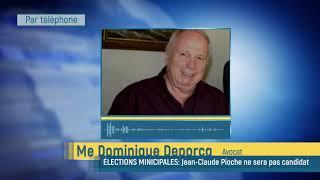 Municipales 2020: l'actuel maire Jean-Claude Pioche ne pourra pas se représenter...