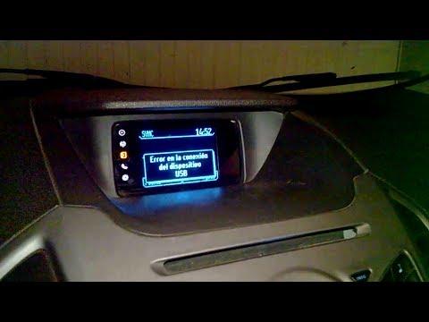 Solución a Error en la Conexión USB Ford EcoSport
