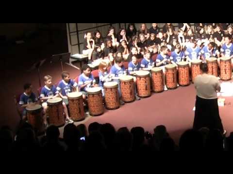 Big Shanty Drumming Eagles