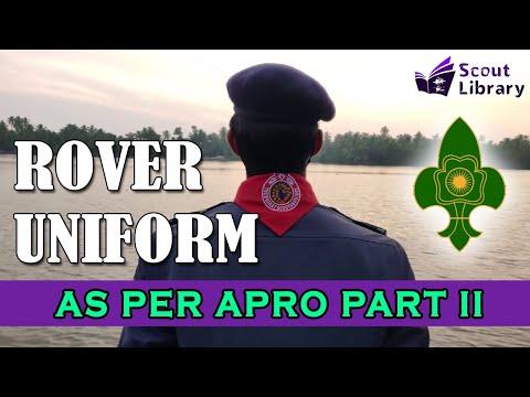 Rover Uniform as