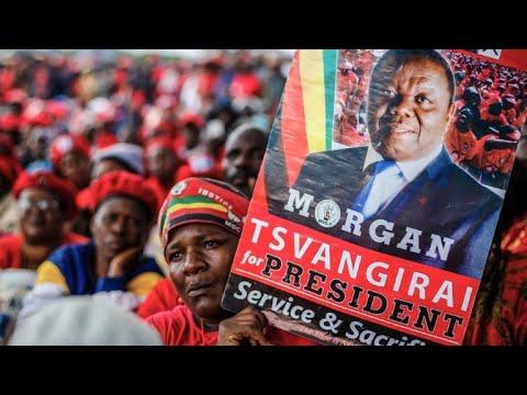 Zimbabwe bids farewell to opposition hero Tsvangirai