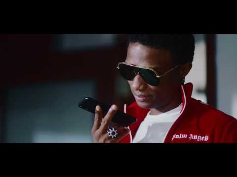 Wizkid ft Leo – Here for you (Apple Business Chat)
