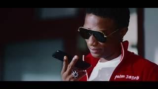 Wizkid ft Leo - Here for you (Apple Business Chat)